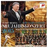 Neujahrskonzert / New Year's Concert 2015 von Zubin Mehta