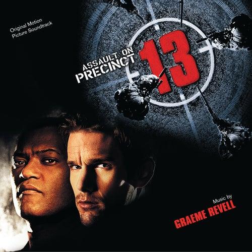 Assault On Precinct 13 by Various Artists