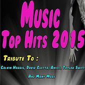 Music Top Hits 2015: Tribute to Calvin Harris, David Guetta, Avicii, Taylor Swift and Many More... de Various Artists