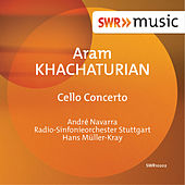Khachaturian: Cello Concerto by André Navarra