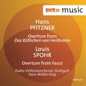 Pfitzner: Das Käthchen von Heilbronn Overture - Spohr: Faust Overture von Radio-Sinfonieorchester Stuttgart des SWR