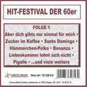 Hit-Festival der 60er, Folge 1 von Various Artists