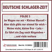 Deutsche Schlager-Zeit, Folge 3 von Various Artists