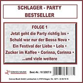 Schlager-Party-Bestseller, Folge 1 de Various Artists