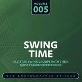 Swing Time - The Encyclopedia of Jazz, Vol. 5 de Various Artists