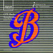 CPE Bach: Symphonies von Orchestra Of The Age Of Enlightenment