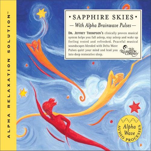 Sapphire Skies by Dr. Jeffrey Thompson