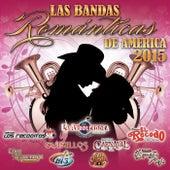 Las Bandas Románticas De América 2015 de Various Artists