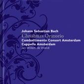 Bach: Christmas Oratorio / Weihnachtsoratorium by Combattimento Consort Amsterdam