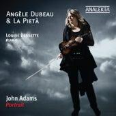 John Adams - Portrait von Angèle Dubeau