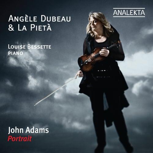 John Adams - Portrait by Angèle Dubeau