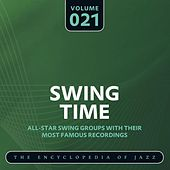 Swing Time - The Encyclopedia of Jazz, Vol. 21 by Various Artists