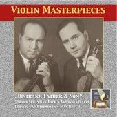 Violin Masterpieces: Oistrakh Father & Son (Remastered 2014) by David Oistrakh