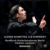 Alfred Schnittke: 3rd Symphony by Rundfunk-Sinfonieorchester Berlin