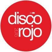 Disco Rojo 2015 de Various Artists