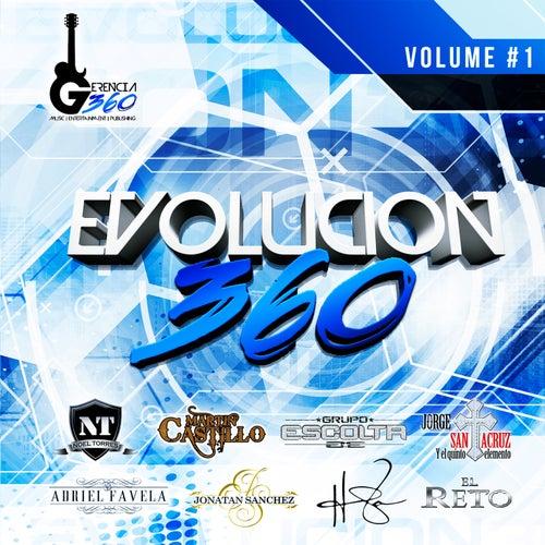 Evolución 360, Vol. 1 by Various Artists