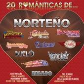 20 Románticas De... Norteño de Various Artists