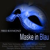 Raymond: Maske in Blau von Various Artists