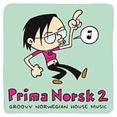 Prima Norsk 2 - Groovy Norwegian House Music by Various Artists