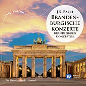 Brandenburgische Konzerte No. 1-5 (Inspiration) von Anthony Halstead
