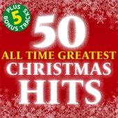 50 All Time Greatest Christmas Hits (Plus 5 Bonus Tracks - Original Xmas Recordings!) von Various Artists