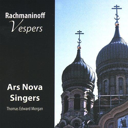 Rachmaninoff Vespers by Ars Nova Singers