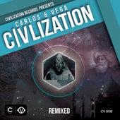 C|VLIZATION Remixed - EP di Carlos