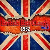 British Hits Charts 1962 Vol. 2 - 100 Original Recordings by Various Artists
