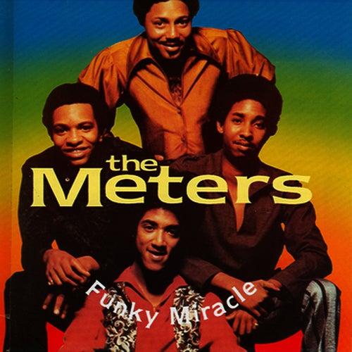 Funky Miracle CD1 von The Meters
