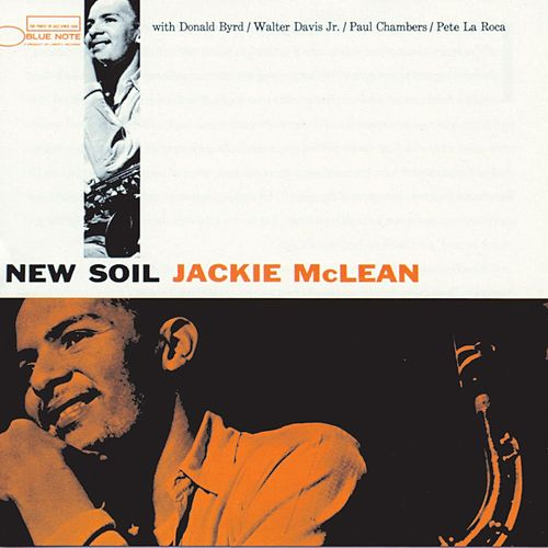 New Soil by Jackie McLean