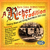 A Richer Tradition - Country Blues & String Band Music, 1923-1937, CD C de Various Artists