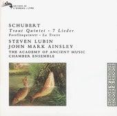 Schubert: 'Trout' Quintet/7 Lieder by Various Artists