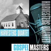 Gospel Masters by Harvesters Quartet