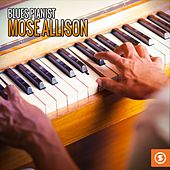 Blues Pianist Mose Allison by Mose Allison