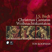 Bach: Christmas Cantatas - Weihnachtskantate by Various Artists