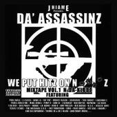 Jhiame Presents Da' Assassinz We Put Hitz on N*****z de Various Artists
