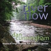 River Flow von Dan Cunningham