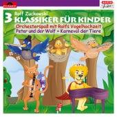 3 Klassiker für Kinder von Rolf Zuckowski
