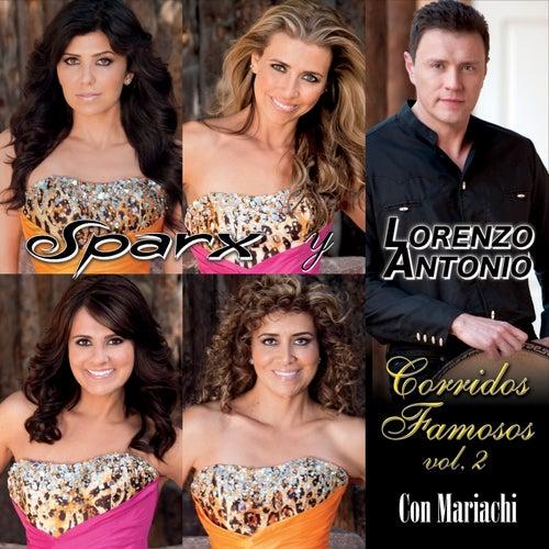 Corridos Famosos, Vol. 2 by Sparx