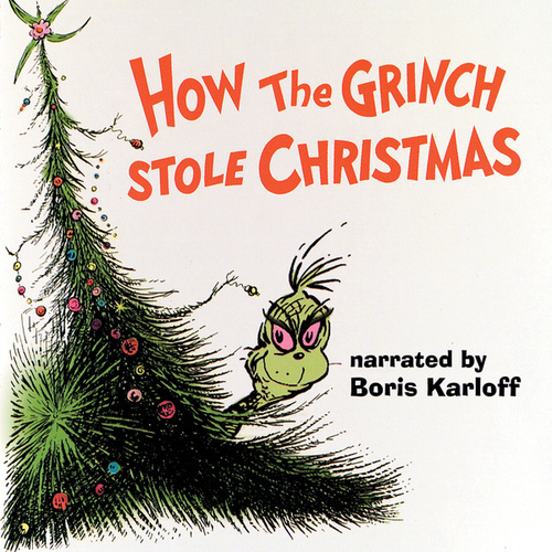 how the grinch stole christmas by dr seuss - Grinch Christmas Song
