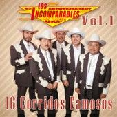 16 Corridos Famosos by Los Incomparables De Tijuana