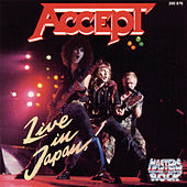 Live In Japan von Accept