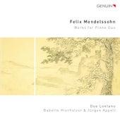 Mendelssohn: Works for Piano Duo de Duo Lontano