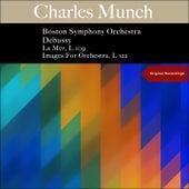 Debussy: La mer & Images von Boston Symphony Orchestra