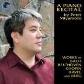 A Piano Recital by Peter Miyamoto