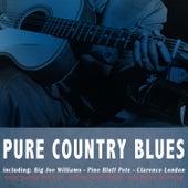 Pure Country Blues de Various Artists