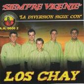Siempre Vigente de Chay