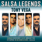 Salsa Legends by Tony Vega
