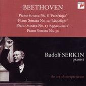 Beethoven: Piano Sonatas No. 8