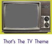 That's The TV Theme de Various Artists